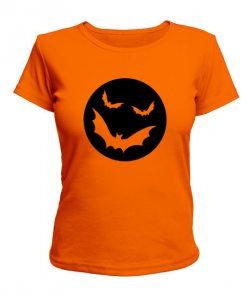 Женская футболка Halloween №5