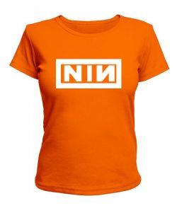 Женская футболка Nin