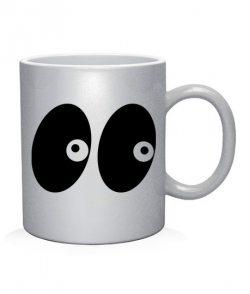 Чашка арт Погляд (для него)