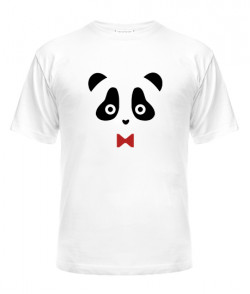 Мужская футболка Пандочки