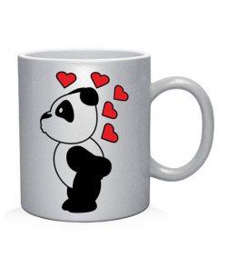 Чашка арт Панды (для него)