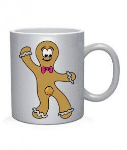 Чашка арт Печеньки (для него)