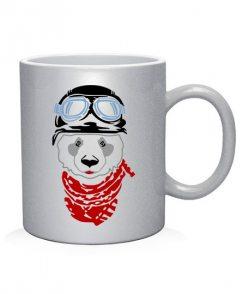 Чашка арт Пилот