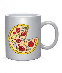 Чашка арт Пицца (для него)