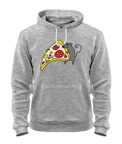 Толстовка Пицца (для нее)
