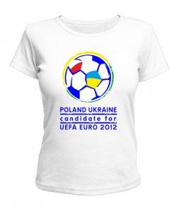 Женская футболка Pol