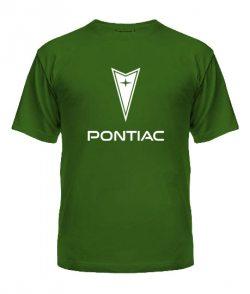 Мужская Футболка Понтиак (Pontiac)