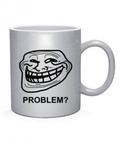Чашка арт Problem