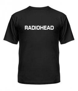 Мужская Футболка Radiohead Вариант №1