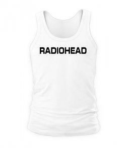 Мужская Майка Radiohead Вариант №1