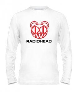 Мужской Лонгслив Radiohead Вариант №2