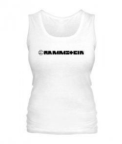 Женская майка Rammstein