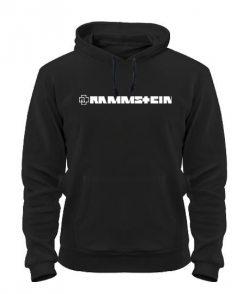 Толстовка черная (М) Rammstein