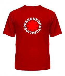 Мужская Футболка Red Hot Chili Peppers