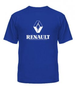 Мужская Футболка Рено (Renault)
