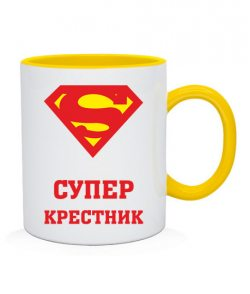Чашка Супер крестник