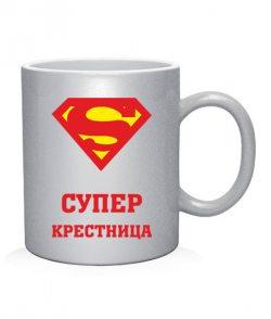 Чашка арт Супер крестница
