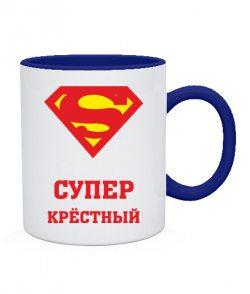 Чашка Супер крестный