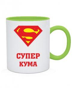 Чашка Супер кума