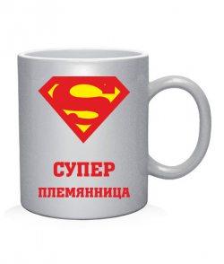 Чашка арт Супер племянница