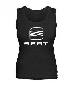 Женская майка Сеат (Seat)
