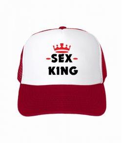 Кепка тракер Sex King