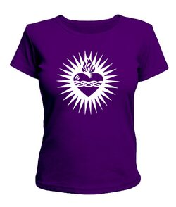 Женская футболка Шипы