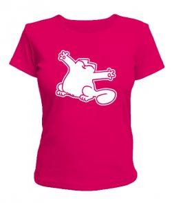 Женская футболка Simon`s cats