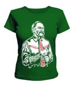 Женская футболка Иван Сирко