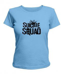 Женская футболка Suicide Squad