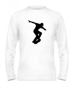 Мужской Лонгслив Skateboarding