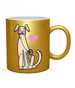 Чашка арт Собачата (для нее)