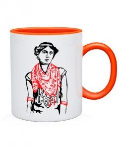 Чашка Соломия Крушельницкая