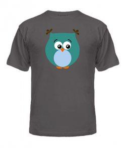 Мужская футболка Совы