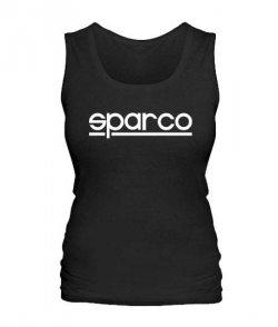 Женская майка Спарко (Sparco)