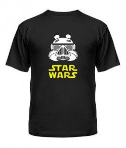 Мужская Футболка Star Wars Вариант 2