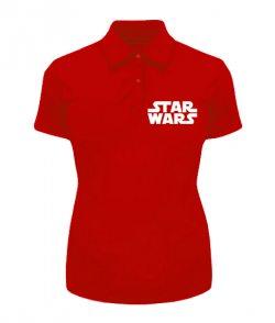 Женское поло Star Wars №16
