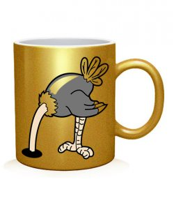 Чашка арт Страусы (для него)
