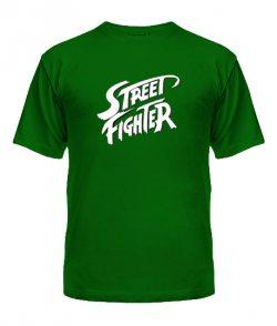 Мужская Футболка Street Fighter