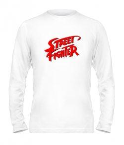 Мужской Лонгслив Street Fighter