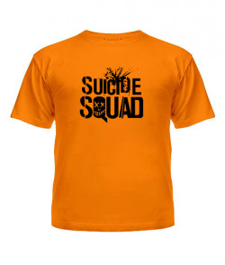 Футболка детская Suicide Squad