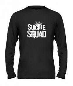 Мужской Лонгслив Suicide Squad