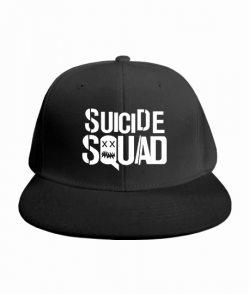 Кепка RAP Suicide Squad
