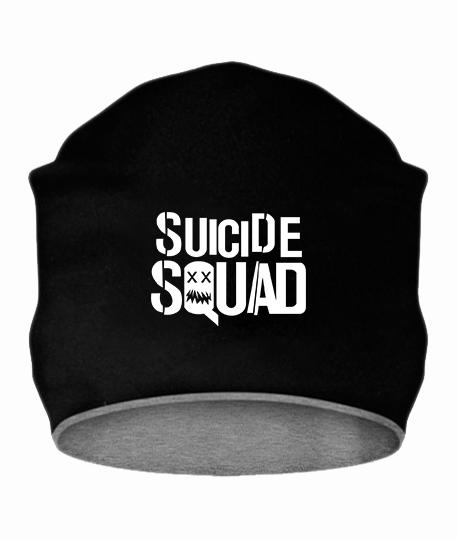 Шапка Suicide Squad