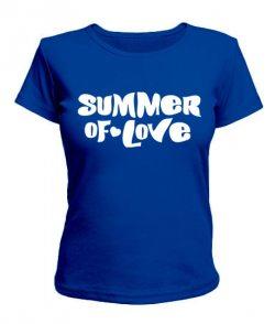 Женская футболка Summer