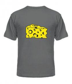Мужская футболка Сыр и мышь