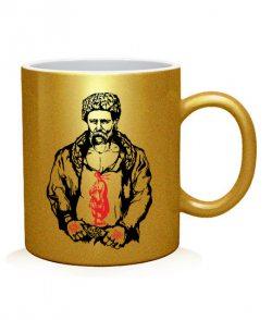 Чашка арт Тарас Шевченко