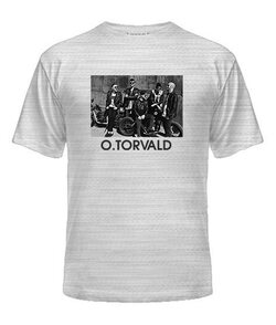Мужская Футболка O.Torvald №8
