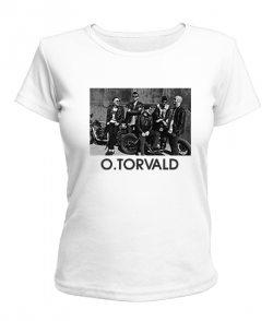 Женская футболка O.Torvald №8