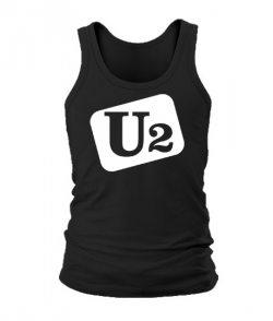 Мужская Майка U2